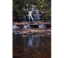 """Liffey Falls @ 33mm"" Photographic Print"