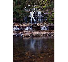 """Liffey Falls @ 33mm"" Photographic Print"