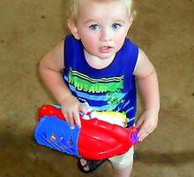 My Cousins Grandson, Jack by Wanda Raines