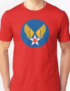 United States Roundel 2 WW2 Unisex T-Shirt