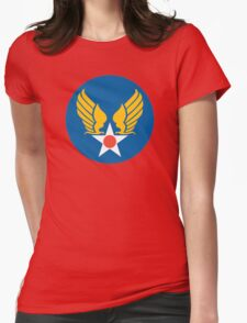 United States Roundel 2 WW2 T-Shirt