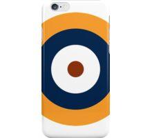 British Roundel WW2 iPhone Case/Skin