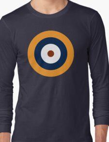 British Roundel WW2 Long Sleeve T-Shirt