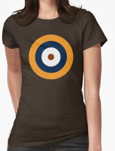 British Roundel WW2 Womens Fitted T-Shirt