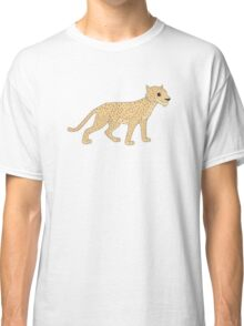 Spotted Big Cat Classic T-Shirt