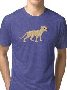 Spotted Big Cat Tri-blend T-Shirt
