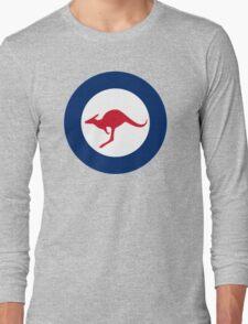 Australian Roundel WW2 Long Sleeve T-Shirt