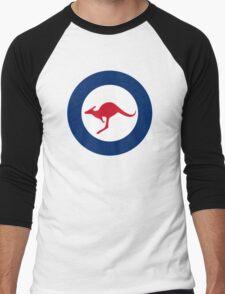 Australian Roundel WW2 Men's Baseball ¾ T-Shirt