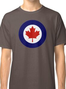 Canadian Roundel WW2 Classic T-Shirt