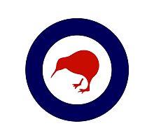 New Zealand Roundel WW2 Photographic Print