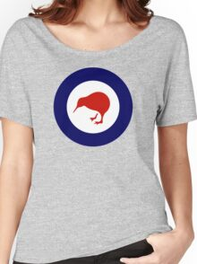 New Zealand Roundel WW2 Women's Relaxed Fit T-Shirt
