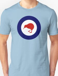 New Zealand Roundel WW2 Unisex T-Shirt