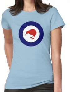 New Zealand Roundel WW2 Womens Fitted T-Shirt