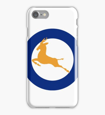 South African Roundel WW2 iPhone Case/Skin