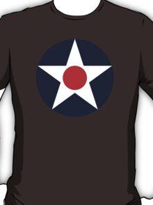 United States Roundel WW2 T-Shirt