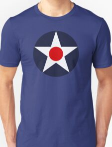 United States Roundel WW2 T-Shirt