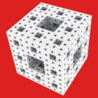 Menger Sponge by suranyami