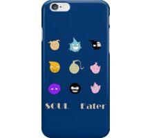Soul Eater Souls iPhone Case/Skin