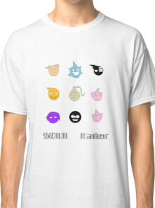 Soul Eater Souls Classic T-Shirt