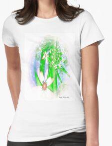 White Summer Flowers # 2 T-Shirt