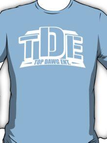 TDE (WHITE PRINT) T-Shirt