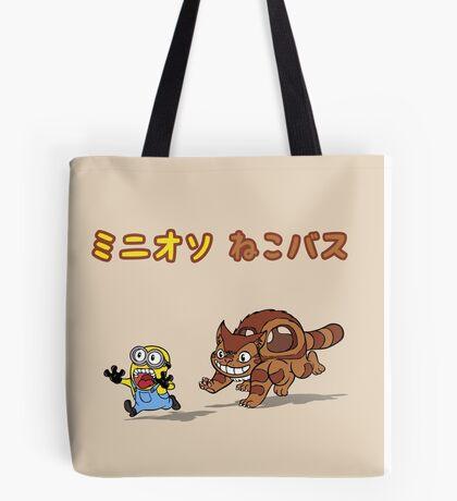 Neko M Tote Bag