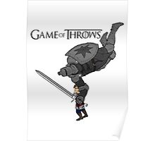 game of throws Poster