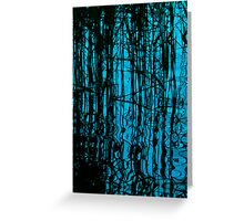 Reeds reflections Greeting Card
