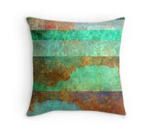 Abstract Composition – July 1, 2010 Throw Pillow