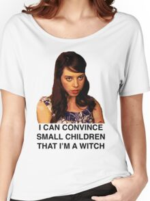 April Ludgate - Parks & Recreation Women's Relaxed Fit T-Shirt
