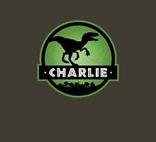 Velociraptor Squad: Charlie Team Unisex T-Shirt