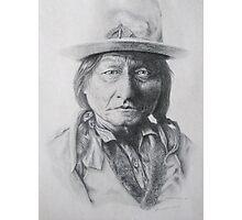 Chief Sitting Bull Photographic Print