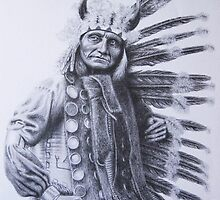 Chief Goes to War by Howard Searchfield