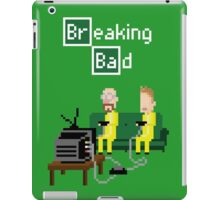 Breaking Bad - pixel art iPad Case/Skin