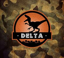 Velociraptor Squad: Delta Team by marslegarde