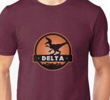 Velociraptor Squad: Delta Team Unisex T-Shirt