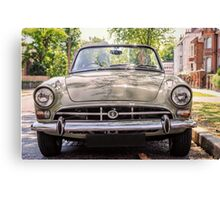1967 Sunbeam Alpine Canvas Print