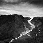The Fox Glacier by SandyA