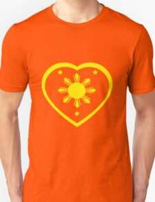 Love For The Philippines #1 T-Shirt