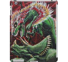 Murder in the Mesozoic iPad Case/Skin