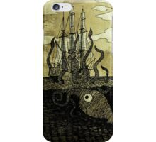 Kraken Hug iPhone Case/Skin