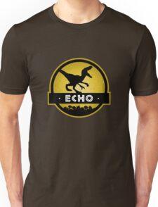Velociraptor Squad: Echo Team Unisex T-Shirt