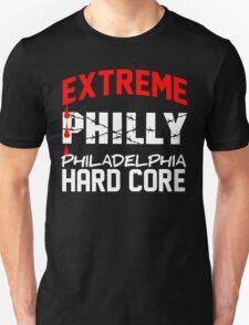 ECW philly Extreme Hardcore T - shirt T-Shirt
