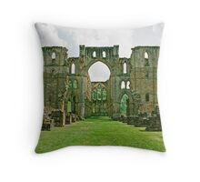 Still standing after all these years Throw Pillow