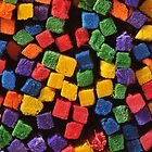 Rainbow Matches by nikonplasma