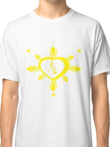 Love For The Philippines #2 Classic T-Shirt