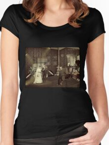 Victorian Shoots Women's Fitted Scoop T-Shirt