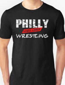 ECW Philly Hard Core T - Shirt T-Shirt