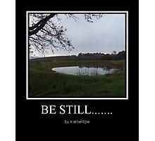 Be still..... Photographic Print