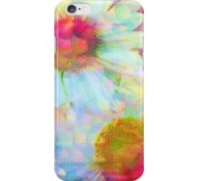 Blooms Through The Looking Glass iPhone Case/Skin